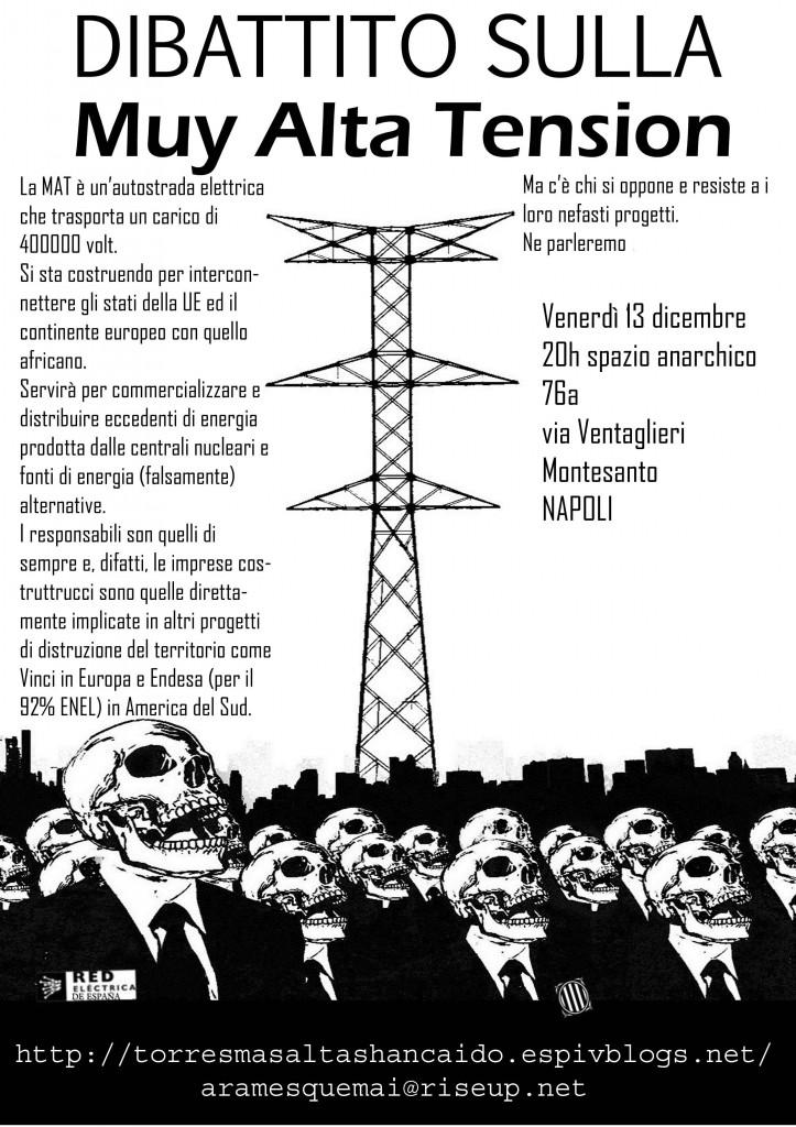 Cartell Debats NAPOLI